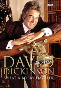 David Dickinson Autobiography